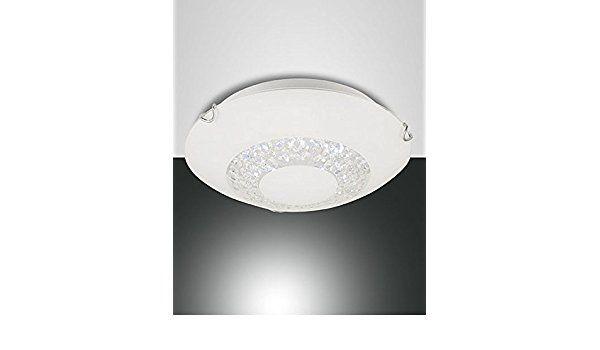Plafoniera Led Da Interno : Plafoniera led luce naturale rotonda da interno